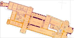 floor plan of windsor castle windsor castle main floor windsor castle pinterest