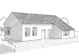 plan maison simple 3 chambres plan maison 3 chambres et 2 salles de bain ooreka