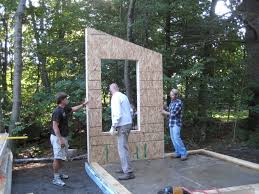build a small house building a small house