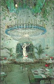 Chandelier Room Florida Memory Kapok Tree Inn S Chandelier Room Clearwater