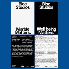 bloc studios u2014 visual identity milano design week 2017 on behance