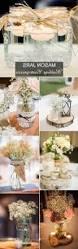 rustic wedding centerpieces mason jars wedding centerpieces