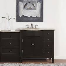 bathroom vanity with sink on right side bathroom vanity with left sink www islandbjj us