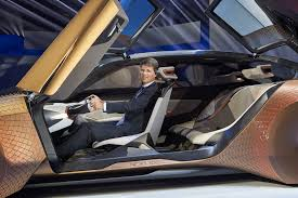 bmw concept car bmw celebrates 100 years with bold new concept car cleantechnica