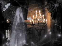 light halloween background lunatic faith