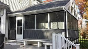 clear vinyl plastic curtain enclosures for porch patio enclosure