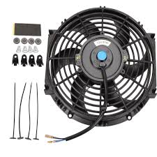 10 inch radiator fan 10 10inch electric radiator engine fan pull push w