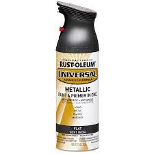 shop rust oleum universal soft iron metallic enamel spray paint