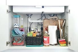 the kitchen sink storage ideas sink storage kitchen sequoiablessed info