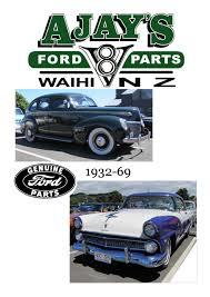 ajay u0027s ford v8 parts catalogue by ajay u0027s ford v8 parts issuu
