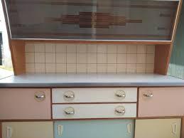 küche 50er vintage küchenschrank midcentury 50er 60er jahre pastell kredenz