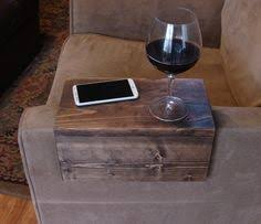 Sofa Arm Table by Handmade Arm Rest Tray Table The Perfect Addition To A Couch In