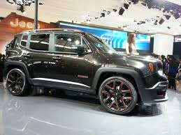 2017 gray jeep renegade jeep renegade apollo edition at 2014 beijing auto show side