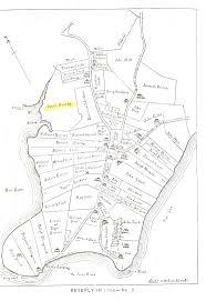 Salem Massachusetts Map by Roundy Robert
