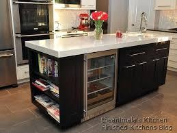 kitchen island with refrigerator kitchen island with wine fridge island wine fridge yes kitchen