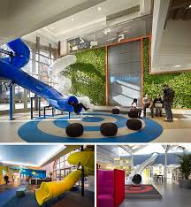 8 exles of why some offices are being called playgrounds for
