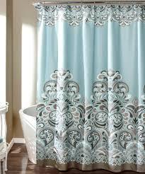Blue Damask Shower Curtain Blue Damask Shower Curtain Damasks Decorating And Room