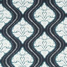 navy blue geometric upholstery fabric by the yard navy blue
