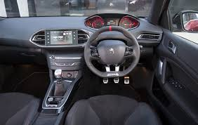 Gti Interior Hatch Heaven Peugeot 308 Gti Vs Volkswagen Golf Gti