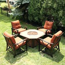 Costco Outdoor Furniture With Fire Pit by Fire Pit Table Set Costco Fire Pit Table Set Lowes Create Another