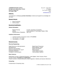 college student resume resume format exles for students student freshers bca