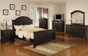 brook 6 pc queen bedroom set black queen bedroom set black