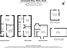 4 bedroom town house for sale in connaught way alton hampshire gu34
