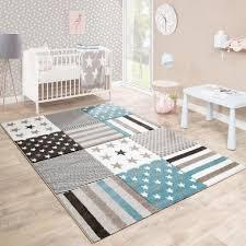 teppich mit sternen kinderteppich kinderzimmer konturenschnitt stern real