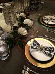 How To Set A Table For Dinner by 15 Stylish Thanksgiving Table Settings Entertaining Ideas Our
