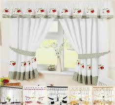 Different Styles Of Kitchen Curtains Decorating Design Vintage Kitchen Curtains Decorating With Vintage Kitchen
