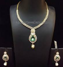 simple diamond sets simple diamond sets by bombay jewellery diamond indian jewelry