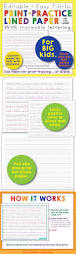 free writing paper for first grade 114 best printable lined writing paper images on pinterest free i made this editable print practice sheet for a colleague of mine who