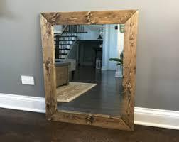 Wood Framed Bathroom Vanity Mirrors Decorative Vanity Mirrors Any Color Large Mirror Bathroom
