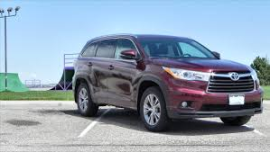 suv toyota suv throwdown best mid size suv of 2014 automotive news and advice