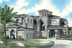 luxury home plans with photos luxury home with 5 bdrms 5872 sq ft floor plan 107 1192