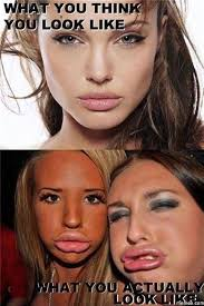 Duck Face Meme - duck face expectation vs reality
