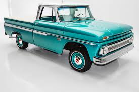 1966 chevrolet c10 283 extensive restoration american dream