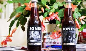 jones soda bacon flavored soda drink the world of beverage drink