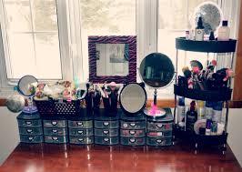 Bathroom Makeup Storage Ideas Make Up Storage Solutions 25 Best Ideas About Bathroom Makeup