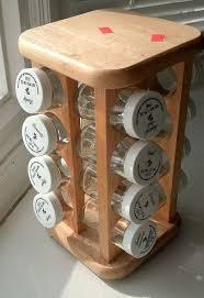 Spice Rack Organizer Thrifted Spice Rack Organizer Hometalk