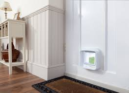 Interior Cat Door by Sureflap Dualscan Microchip Cat Flap From Easy Animal