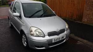 used toyota yaris colour collection for sale motors co uk