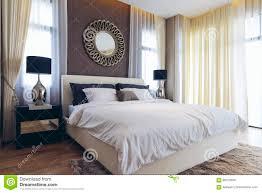 italienne dans chambre house modèle moderne italien chambre à coucher photo stock image
