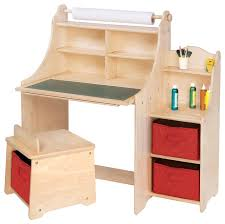 kids art table with storage kids art desk with storage meedee designs