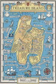 Treasure Island Map 49 Best Robert Louis Stevenson Treasure Island Images On
