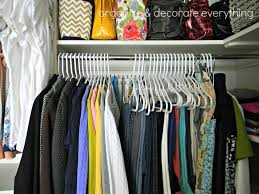 closet organizing tips organize and decorate everything