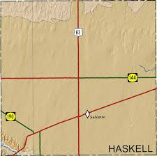haskell map kgs geologic map haskell