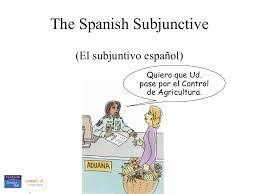 Wedding Wishes En Espanol Spanish Present Subjunctive Notes
