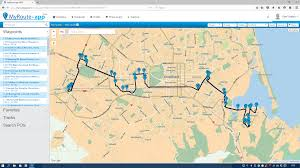 Maps Route Planner by Creating Routes On Go 6100 Tomtom Forum And Community