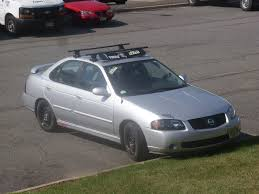 nissan sentra 2004 modified roof racks on 09 se r nissan forum nissan forums